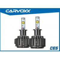 IP68 CREE H3 led headlight bulbs No UV radiation for BMW and JEEP