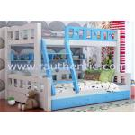 現代様式の貯蔵を用いる幼児のための大型の家具の二段ベッド