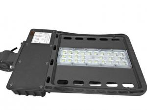 China Outdoor Shoe Box Light Led Parking Lot Lamp 5 Years Warranty With Photocell supplier