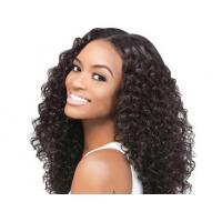China Double Drawn Real Brazilian Human Hair Extensions With Soft And Clean on sale