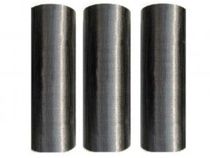 China Substrate Carbon Fiber Construction Materials , Carbon Fiber Wrap Roll High Modulus on sale