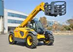XCMG XC6-3007 Telescopic Telehandler Forklift Payload 3.5 Tons Max Height 7.15m