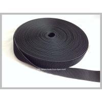 Strong Black Elastic Hook And Loop Fasteners Strap,hook & loop tape self adhesive For Bandages