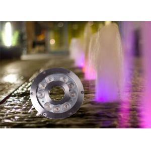 12v / свет СИД 24в 9ватт подводный для водопада фонтанов/СИД освещает