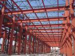 PEB-Industrial Steel Buildings Fabrication By Kinds Of Shape Steel