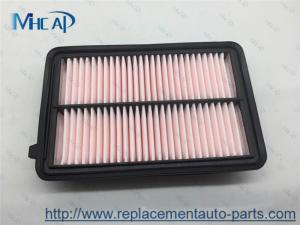 China Element Automotive Engine Air Filter / Paper Hepa Filter Air Purifier 17220-R6A-J00 on sale