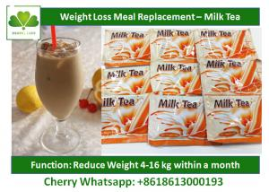 Quality High Nutritional Value Weight Loss Protein Shakes , Healthiest Meal Replacement Shakes for sale