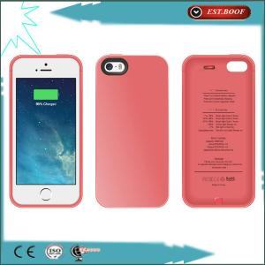China Customized Apple Iphone Case Ultra Slim Power Pack For Iphone 5 / 5s on sale