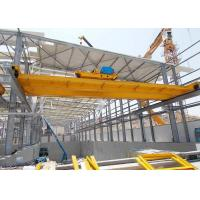 LH10t-16.5m Double Girder Overhead Crane And Heavy Weight Strength