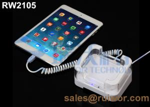 China Anti Theft Display Stand For Ipad Retail Security , Tablet Security Display Holder on sale