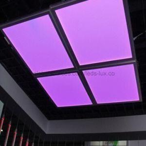 China LED Mood Lights, RGB Color Changing LED Panel Light with DMX512 Controller and 24V DC Input Voltage on sale