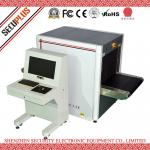 Windows 7 System X Ray Baggage And Parcel Inspection Security Scanner