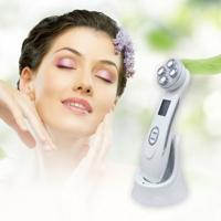 China RF Methoporation Electroporation LED Light EMS Facial Machine For Skin Care / Body Slimming on sale