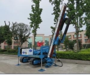 China MDL-135H Anchor Drilling Rig Foundation Pile Drilling rig Machine also for Jet-Grouting and Dig Water Well on sale