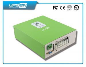 China 12V 24V 36V 48V DC Solar Charger Controller / Solar Regulator / Solar Booster 10AMP - 60AMP on sale