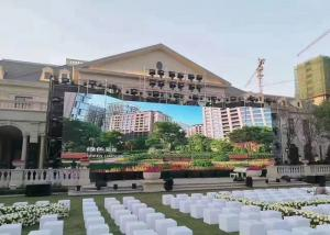 China HD P3.91 Ultra high Resolution Rental LED Displays environment friendly on sale