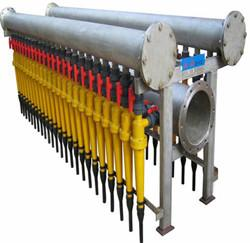 China High Consistency Pulp Cleaner Desander Separator Sand Remover Sand-Catcher on sale