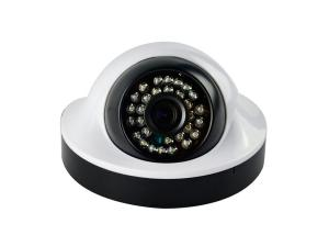 China Wired Indoor P2P CCTV IP Security Cameras, Wide Angle Security Dome Camera on sale