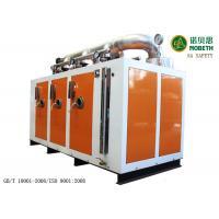 générateur de vapeur 300KG mobile à mazout, chaudière verticale d