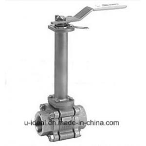 China Stainless Steel Cryogenic Ball Valve on sale