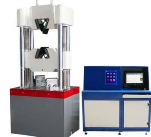 China Hydraulic Universal Material Test bench on sale