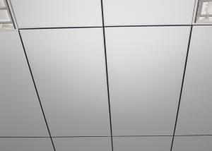 Aluminum Open Grid Lay In Deco Suspended Ceiling Tiles Commercial - Commercial ceiling tiles near me