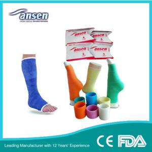 China 12.5cmx360cm Arm and Legs Fiberglass Casting Tape Casting Tape Bandage on sale