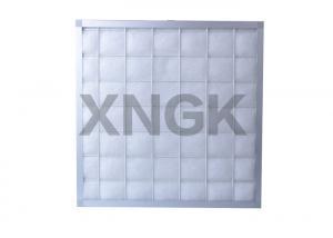 China Panneau Merv de 0,5 microns 13 filtres à air, filtres à air portatifs de résistance moite pour la Chambre on sale