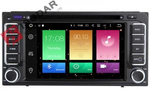China Durable Android Car Head Unit For Toyota Corolla Gps Navigation Entertainment System on sale