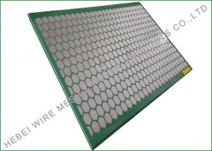 China LCM 3D Shale Shaker Brandt Shaker Screens , Heavy Duty Wire Mesh Screen on sale
