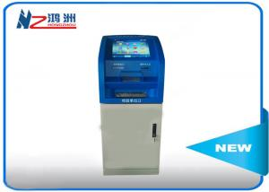 China Customized 42 Inch Self Ordering Kiosk Self Service Restaurant Kiosk on sale