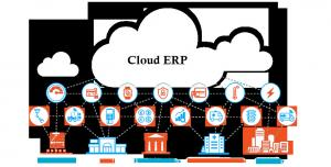 China User Friendly Cloud Based Erp Solutions Less Paper Work With Modern Platform on sale