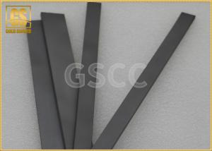 China High Density Carbide Wear Strips / Rectangular Tungsten Carbide Flats on sale