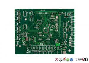 China High Frequency Multilayer PCB Board 0.15mm Aperture For Communication System on sale