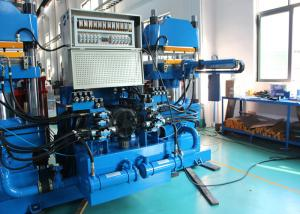 China Car Shock Absorber Moulding Machine , Rubber Auto Parts Making Machine on sale