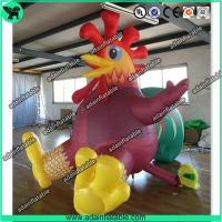 Inflatable Rooster,Inflatable Chicken,Chinese New Year Inflatable Rooster Zodiac