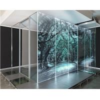 3mm toughened glass price density toughened glass separate/partition/divider for room