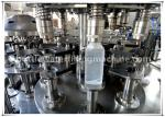 Automatic HDPE Bottle Milk & Juice Washing Filling Aluminum Foil Sealing Machine