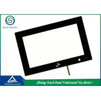 4 Wire Smart Home Touch Panel / 10 Inch Touch Screen High Sensitivity
