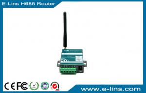 China IEEE802.11n 14.7Mbps DL CDMA 3G Industrial Network Router For Wireless M2M on sale