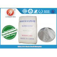 China Alto sulfato de bario industrial brillante de la multa estupenda del grado para la pintura CAS 7727-43-7 on sale