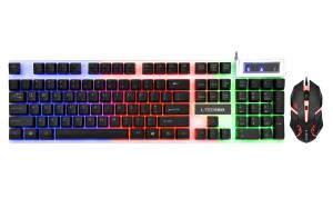 China Anti - Ghosting Gaming Keyboard Mouse Combo For Desktop / Notebook / PC Computer on sale