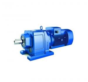 China Light Weight  Speed Reducer Gearbox For Belt Conveyor / Food Machine on sale