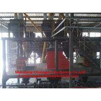 China 1.3M Width Wall Decorative Panel Magnesium Oxide Board Production Line Forming Board on sale