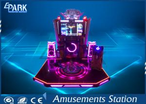 China 42LCD electronic Jazz hero arcade jazz drum simulator electric music equipment game on sale