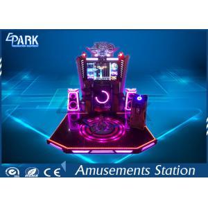 China 42LCD electronic Jazz hero arcade jazz drum simulator electric music equipment game on sale
