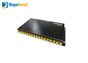 China RS485 RFID Long Range Antenna Concentrator 16 Channels Expanding SMA Interfaces on sale