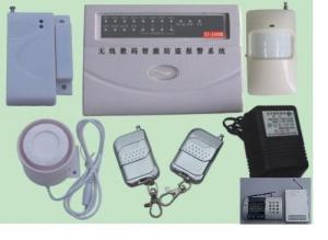 China auto-dial burglar alarm system for home and commercial on sale