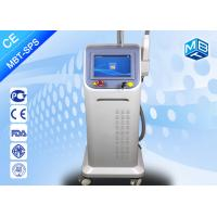 1064 nm + 532 nm + 1320 nm Q Switch Nd Yag Laser For Tattoo Removal Machine
