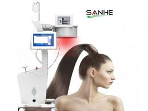 China SH650-1 hair Restoration Machine laser helmet hair loss / helmet led   hair on sale